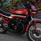 1983 Kawasaki GPZ 550