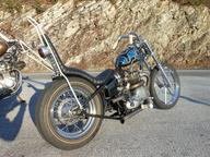 My \'70/ \'71 Triumph chopper.