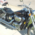 2002 Honda Shadow Spirit 750cc