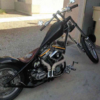 2015 Harley Davidson Custom Chopper