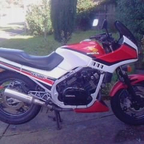 Old Ride- VF500 F2