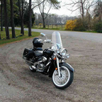 2008 Suzuki Boulevard