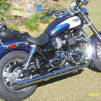 2008 Triumph America