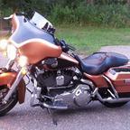 2008 Harley Davidson Streetglide