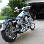 2007 Harley Davidson Dyna CVO