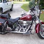 2000 Harley Davidson Springer