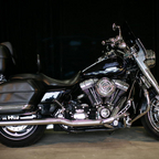 2007 Harley Davidson FLHRSE3 Screamin Eagle Road King by Harley CVO
