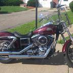 2013 Harley Davidson Street Bob