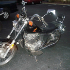 1986 Honda CMX 250 Rebel