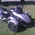 2008 Can-am Spyder