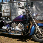 1999 Yamaha Royal Star Boulevard
