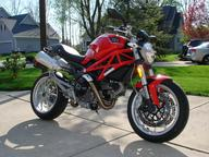 2009 Ducati Monster 1100