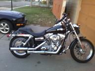 2007 Harley Davidson Super Glide Custom