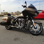 2013 Harley Davidson CVO Road Glide Custom
