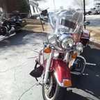 1996 Harley Davidson FLHR ROAD KING
