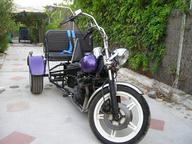 1987 Kawasaki Kawasaki gt750 eurocustom trike