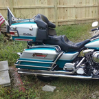 1994 Harley Davidson ultra classic tour glide