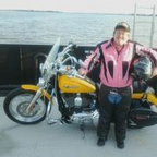 First out of state trip on my new bike - Nags Head N.C.