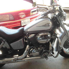 2001 Honda Shadow ACE 750cc
