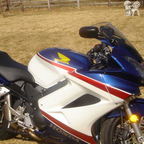 2007 Honda 25th Anniversary VFR800 Interceptor