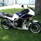 My original Interceptor Purchased new in 1983, that I fully restored in 2007