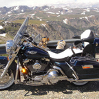 My 100th Anniversary Road King Classic with Sidecar