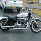 2008 Harley Davidson XL1200 Low