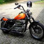 1996 Harley Davidson XLH
