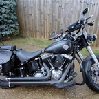 2012 Harley Davidson softtail slim