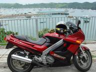 2007 Kawasaki ZZR