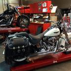 2015 Harley Davidson Heritage