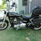 2013 Harley Davidson FXDC