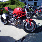 2011 Ducati Monster