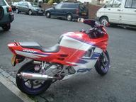Faithful old CBR!