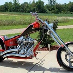 2005 Harley Davidson Custom Chopper