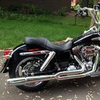 2014 Harley Davidson Dyna switchback and ultra also