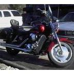 2003 Honda Shadow Sabre 1100 (Red Flame)