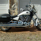 2007 Victory Kingpin