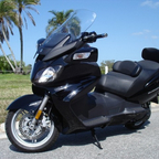 2005 Suzuki Burgman Executive