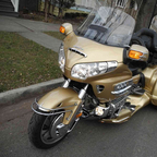 2013 Honda Goldwing/1800/Trike