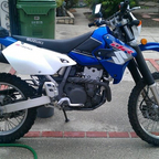 2001 Suzuki DRZ4002