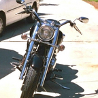 2005 Yamaha Midnight Star 1700cc
