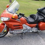 2003 Honda 1800 Goldwing
