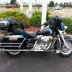 2000 Harley Davidson Electra Glide