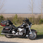 2000 Harley Davidson FLHTCUI