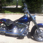 2012 Harley Davidson CVO Screamin Eagle Softail Convertible