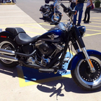 2012 Harley Davidson Fatboy Lo