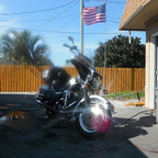 2003 Harley Davidson Bagger 