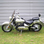 2002 Suzuki Volusia Intruder 800
