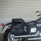 2006 Honda Shadow Spirit